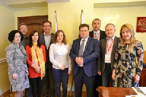 Uniting efforts in promoting Kaliningrad business in Poland