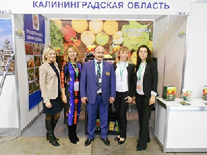 Kaliningrad agribusiness at the largest Russian agricultural forum in Moscow